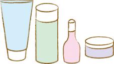 脂漏性皮膚炎 無添加化粧品